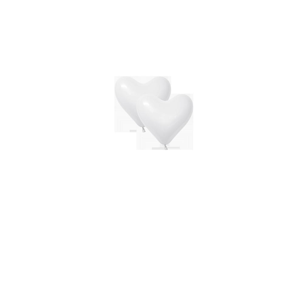 Hartje wit