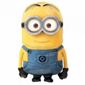 minion folieballon