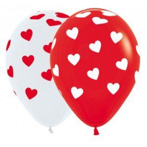 ballon hartjes