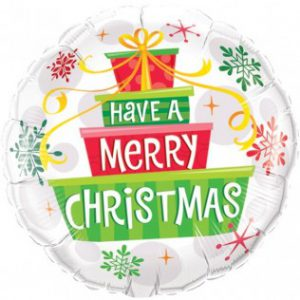 kerstmis ballon
