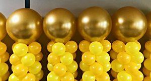 landelijke bezorging van ballonpilaren