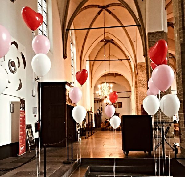 heliumtros ballonnen