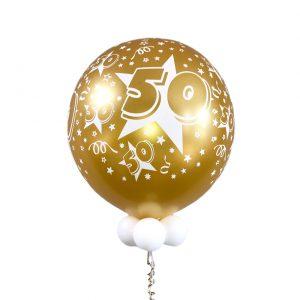 cloudbuster goud 50 jaar