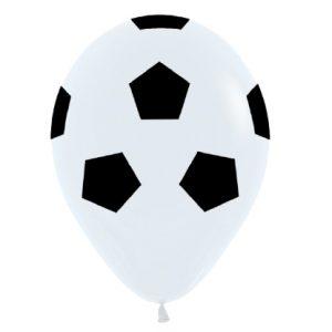 voetbal heliumballon
